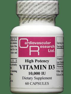vitamin d ecological formulas