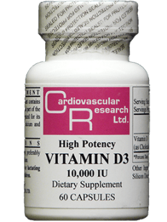 vitamin d ecological formulas
