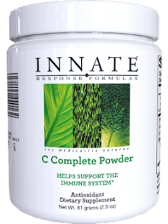 vitamin c whole food supplement powder