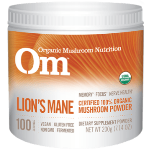 lions mane organic nootropic