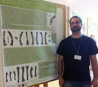 Fernando Escaso en el 13th Annual Meeting of the European Association of Vertebrate Palaeontologists