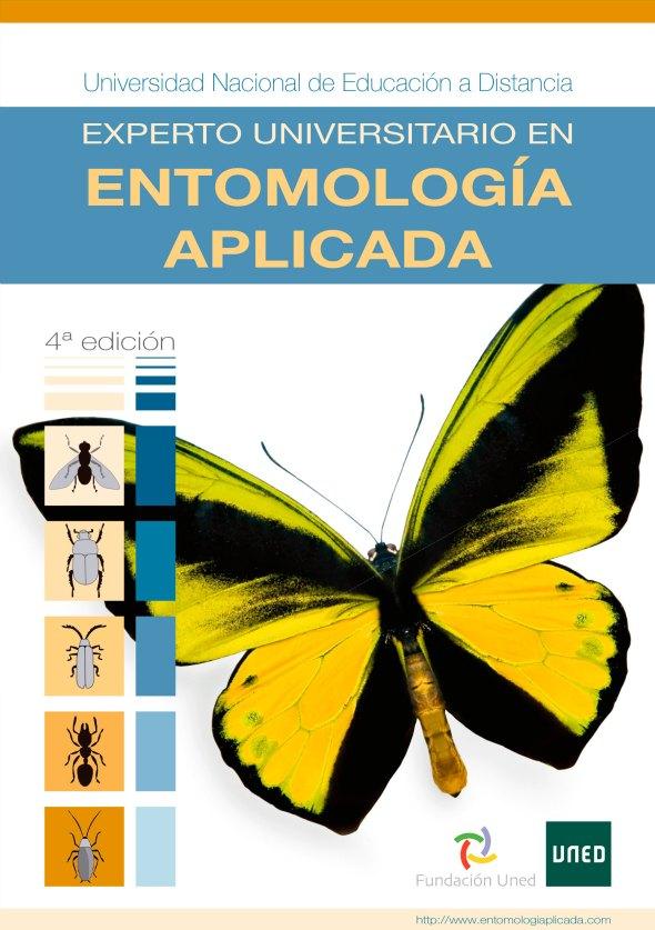 Curso de Experto Universitario en Entomología Aplicada (4ª Edición)