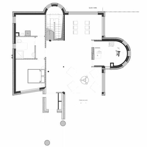 Villa K-Alba - Plan