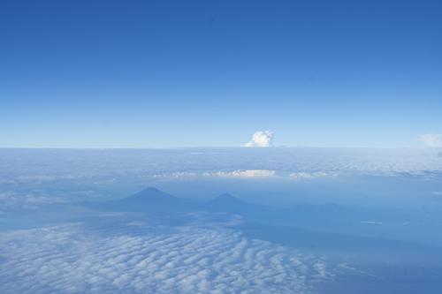 Merapi Vulcano Central Java Indonesia