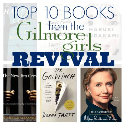 Top 10 Books for the Gilmore Girls Revival