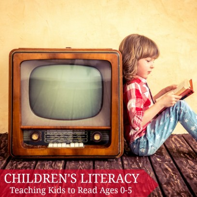 Everything You Need to Know About Reading with Children 0-5; take the guesswork out of book handling skills for young children to succeed at being early readers. Tips and strategies for reading aloud with children so that they become life long readers with a solid foundation of early literacy skills.
