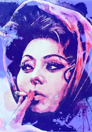 Sophia-Loren-Poster