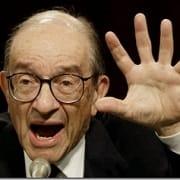 Warning from Alan Greenspan