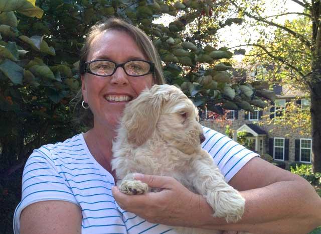 Diane Rocker, Labradoodle breeder
