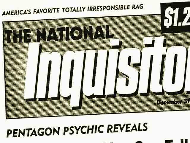 1996: Inkblot predicts good cheer in '96