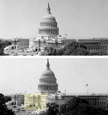 US Capitol-east-extension-before-after