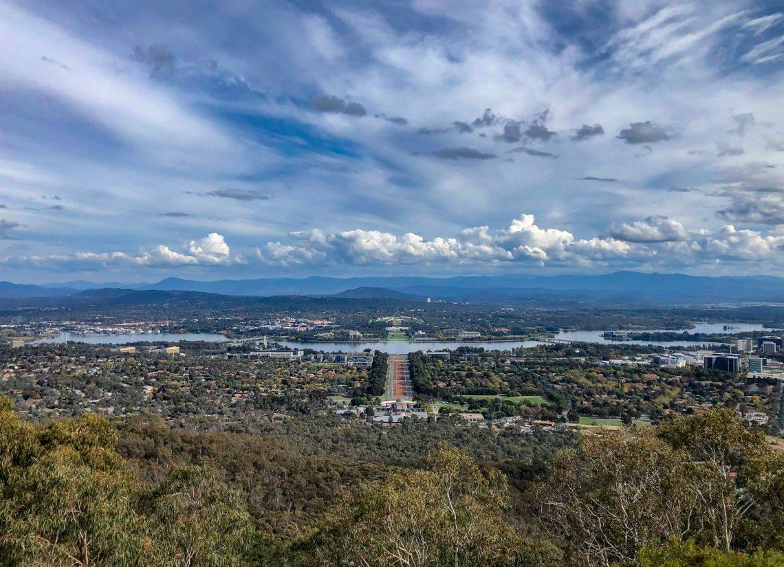 Mount Ainslie, Canberra