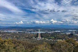 Mount Ainslie, Canberra