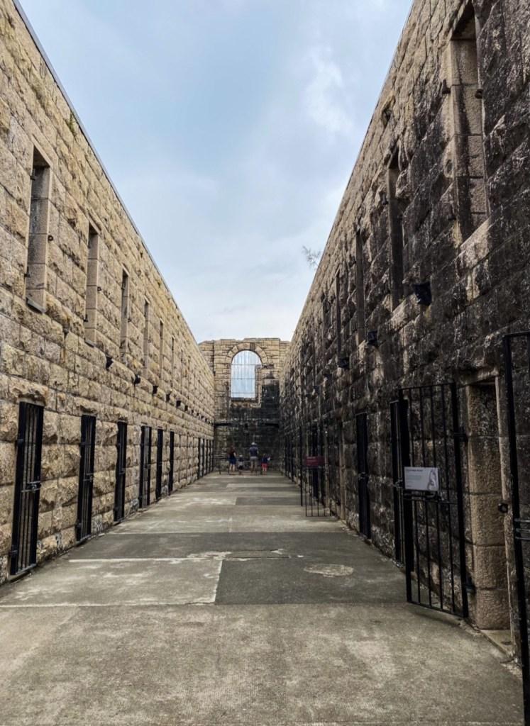 Trial Bay Gaol, NSW