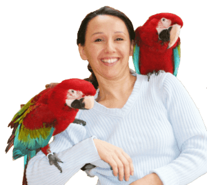 Meet Your Next Parrot Problem Solver And She Has A Free Gift For You