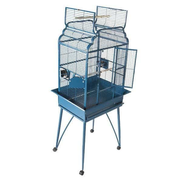Elegant Top Bird Cage for Small Birds by AE B-2217 Sandstone