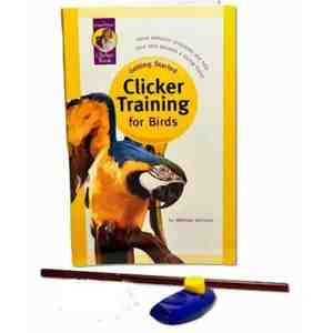 Clicker Training for Birds: Getting Started Kit