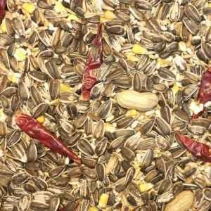 Higgins Supreme Parrot Bird Seed Mix – 40 lb Bag (18.1 kg)