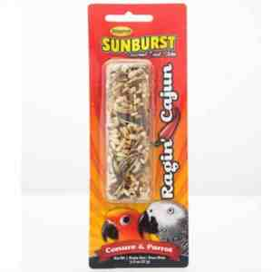Higgins Sunburst Treat Stick for Large Parrots – Ragin Cajun