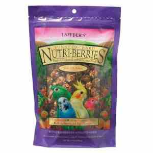 Lafebers Gourmet Sunny Orchard Nutri-berries Cockatiel 10 oz (234 G)