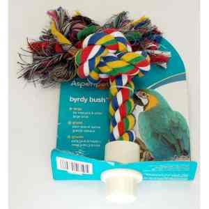 Comfy Rope Booda Byrdy Bush Preening Perch Large 8″