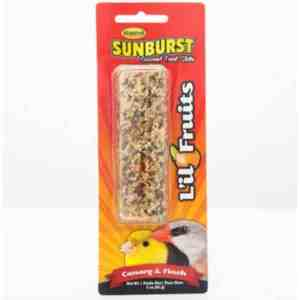 Higgins Sunburst Treat Stick Canary & Finch – Lil Fruits