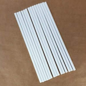 Lolly Stix Paper Sticks for Bird Toys 15 pc Large