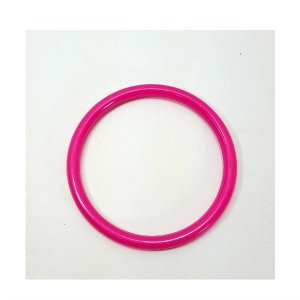 Marbella Style Ring for Bird Toys Crafts 5″ Pink 1 pc