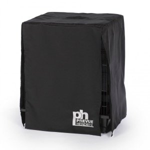 Birdcage Cover by Prevue Fits Flat Top Cages 18 Inch to 20 Inch Wide