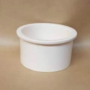 Ceramic Birdcage Crock for Prevue Select Line 10 oz 1 pc