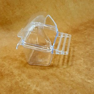 Hooded Replacement Bird Cage Dish 1219 by Prevue Pet