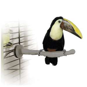 thermo perch large with toucan