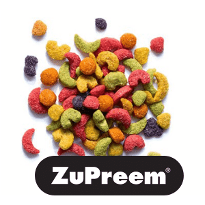 Zupreem pellet bird food