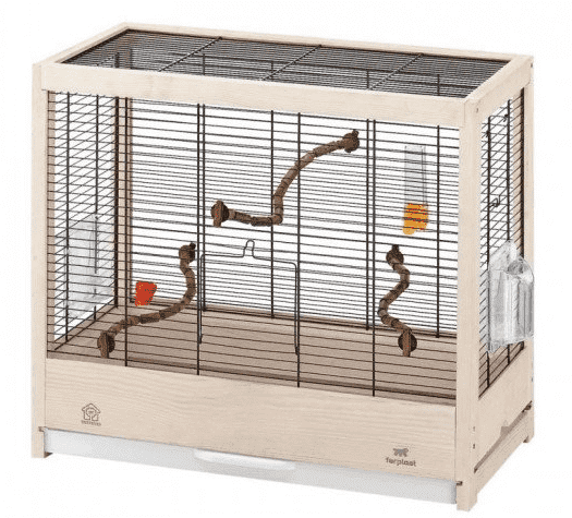 Cage ferplas giulietta 5 en bois