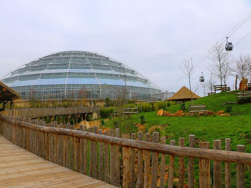 Dôme zoo de Beauval