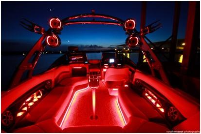 led boat lighting ideas birddog lighting