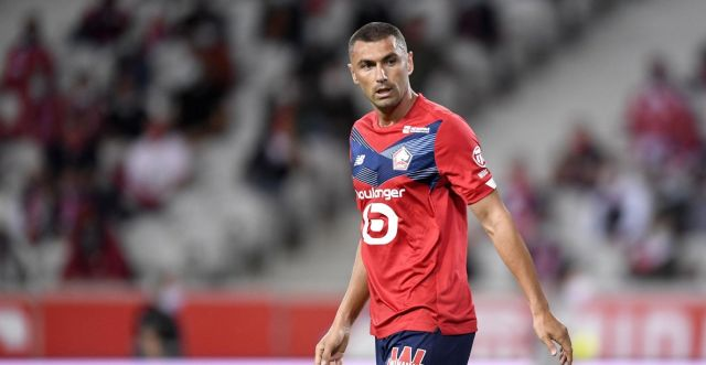 Burak Yilmaz and his goals have been important for a Lille side that currently sits third on the Ligue 1 table in what is turning out to be a very competitive Ligue 1 season