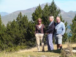 Birding in the Pyrenees