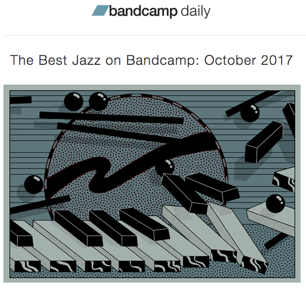 """Now up: October's """"Best of Bandcamp Jazz"""" recommendations – Bird is"""