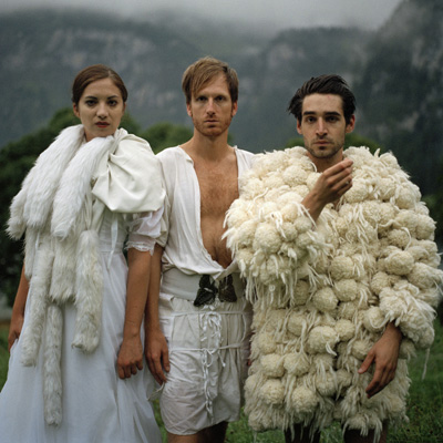 Groupe suisse My Heart belongs to Cecilia Winter