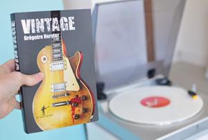 Roman rock: Vintage de Grégoire Hervier