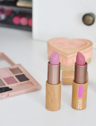 Maquillage bio: mon avis sur Zao Make Up