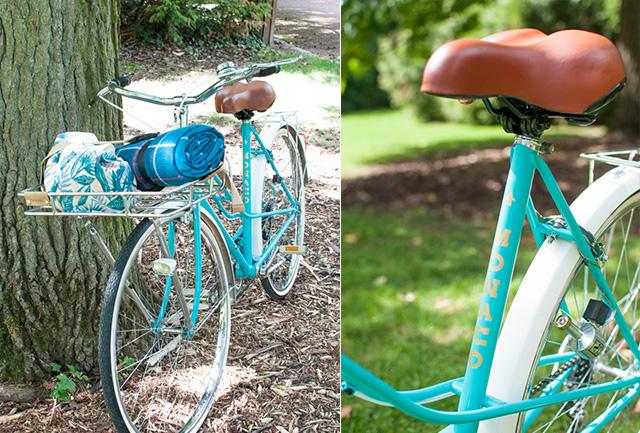 Retaper sa bicyclette vintage