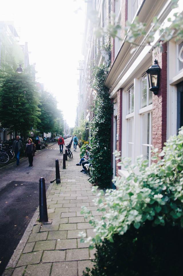 Les belles rues d'Amsterdam: les images de voyage du blog Birds & Bicycles