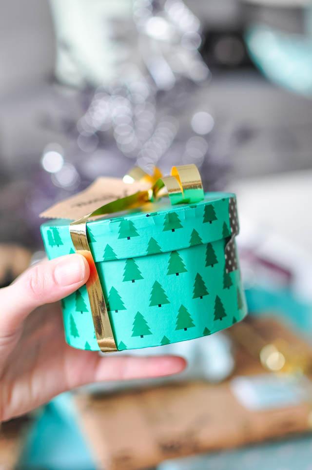 Des jolies boîtes pour emballer ses cadeaux de Noël