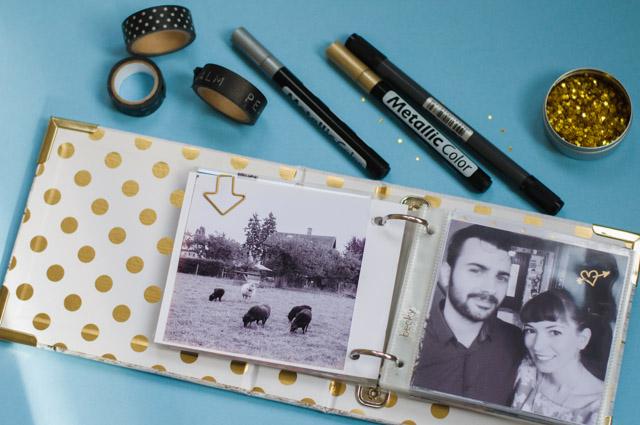 Commencer un Project Life: mes astuces sur le blog!