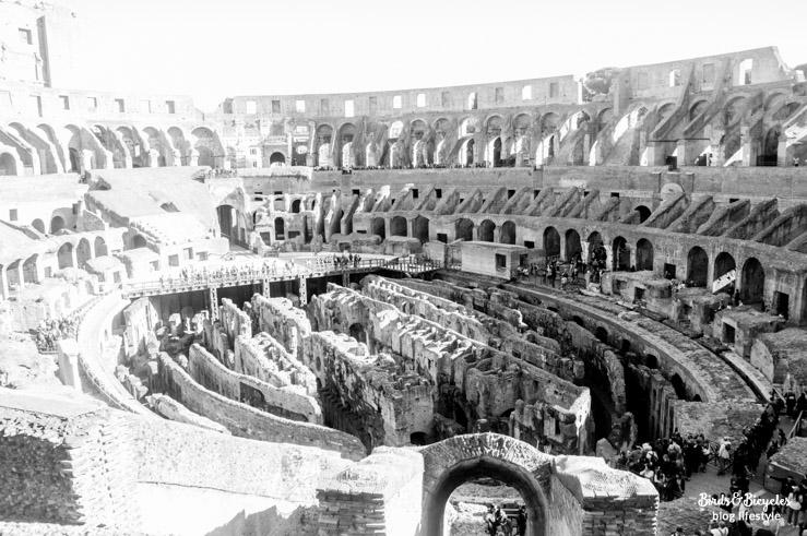 Rome Antique: Le Colisée et le forum romain, à ne pas manquer lors d'un voyage à Rome!