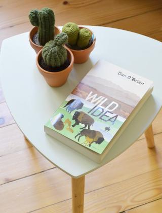 Wild Idea: le projet fou d'un éleveur américain - également écrivain!