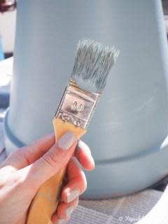 Peindre ses pots de fleurs idées