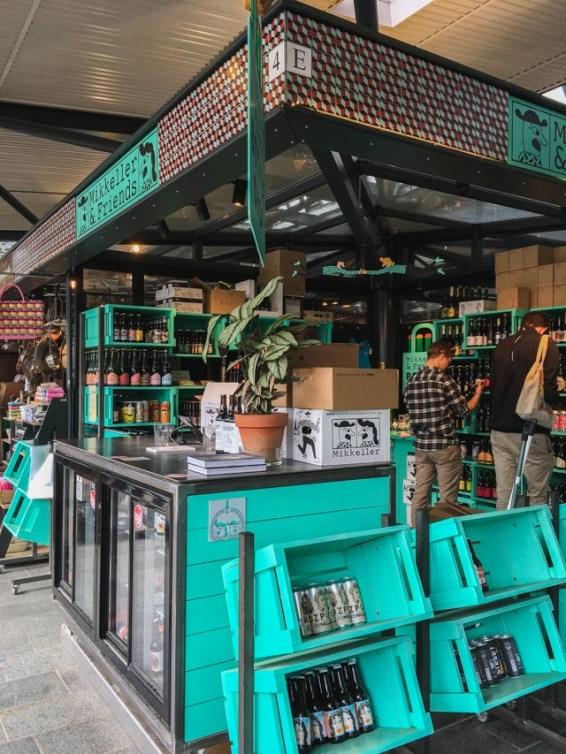 Torvehallerne, les halles du marché (1)